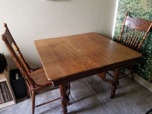 Antique dining set for Sale in Costa Mesa, CA