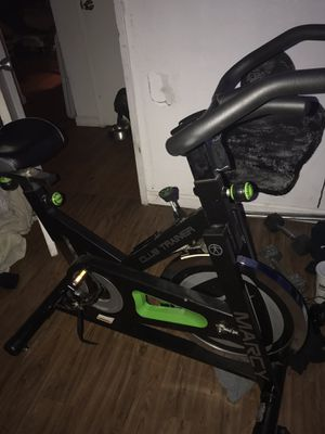 Marcy exercise bike like new barely used just sat in our house of non athletes lol for Sale in Stockton, CA
