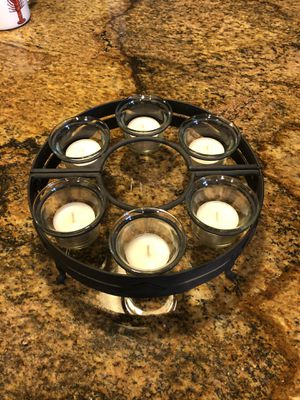 Patio table candle for Sale in Cerritos, CA