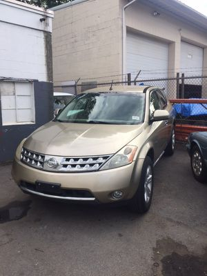 2007 Nissan Murano for Sale in Lowell, MA