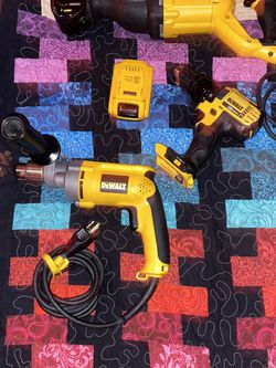 Dewalt VSR drill DeVol cordless drill driver do you want reciprocating saw for Sale in Aurora,  CO