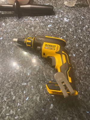 DEWalt brushless drywall screw for Sale in Richmond, CA