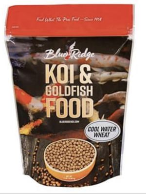COOL WATER WHEAT, Koi & Goldfish fish food By Blue Ridge, Pond tank for Sale in Franklin, TN
