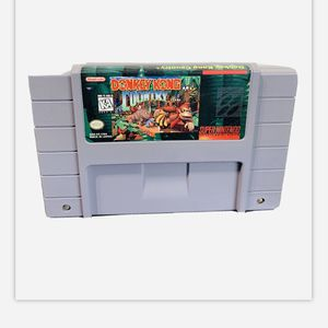 DONKEY KONG COUNTRY SUPER NINTENDO EXCELLENT WORKING CONDITION for Sale in Lakewood, CA
