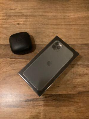 Apple iPhone 11ProMax 64GB for Sale in Schaumburg, IL