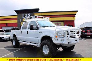 1999 Ford Super Duty F-350 SRW for Sale in Fredericksburg, VA