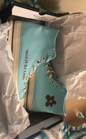 Tyler the Creator Golf Le Fleur's Converse High Tops for Sale in Los Angeles, CA
