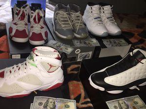 Jordans All Size 10 VNDS & DS for Sale in San Francisco, CA