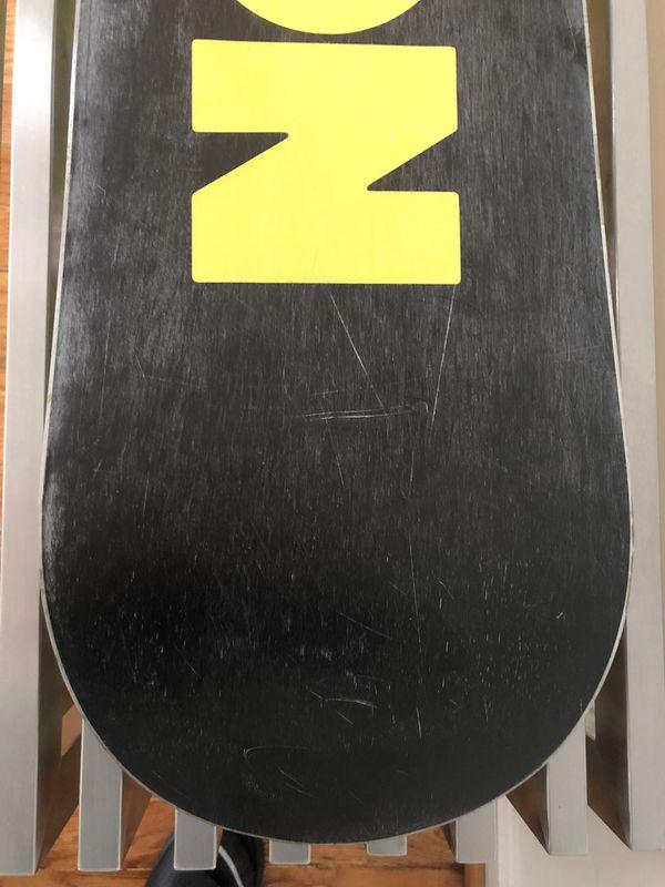 Snowboard - Youth. Burton Darth Vader Chopper 120cm