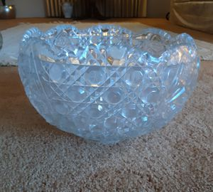 Large Vintage Punch Bowl for Sale in San Diego, CA