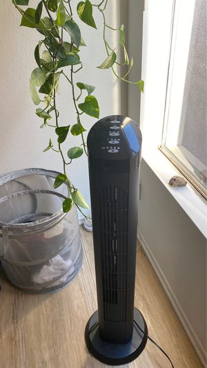 Oscillating Tower Fan for Sale in Los Angeles, CA