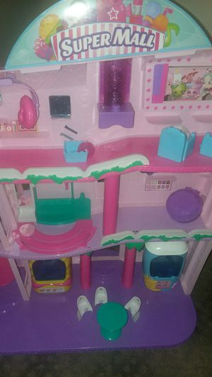Shopkins super mall for Sale in Manassas, VA