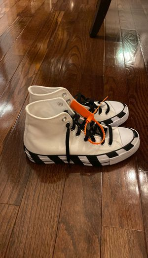 Off white converse for Sale in US