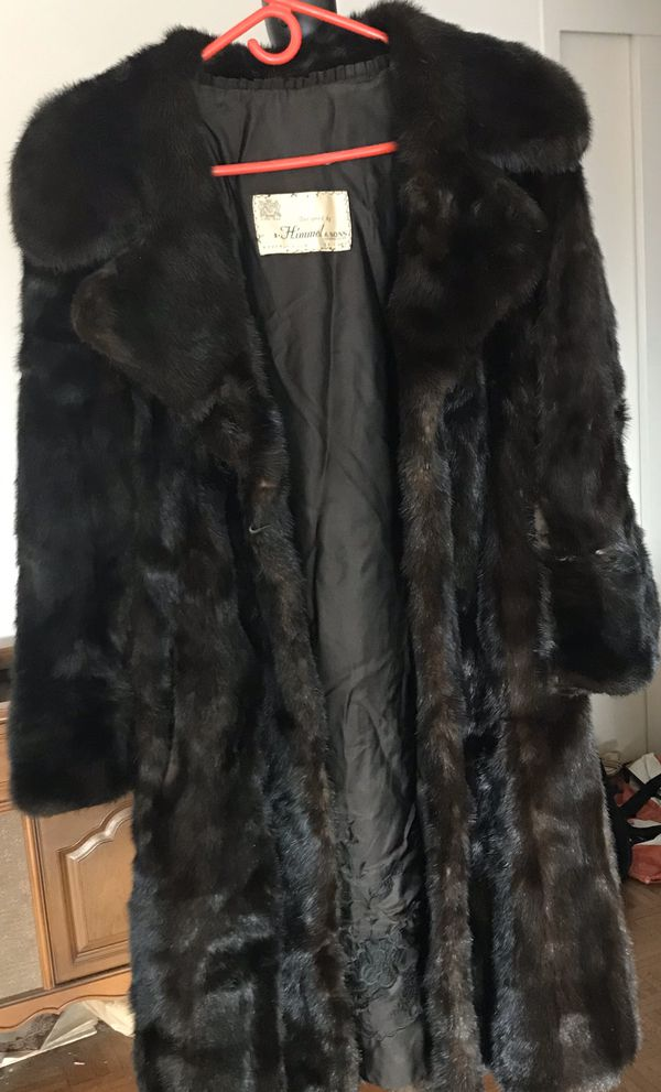 Authentic Mink coat $125 or . D.I.Y