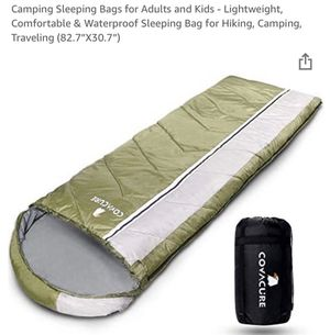 CAMPING SLEEPING BAG for Sale in Claremont, CA