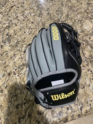 """Wilson A2000 11.5"""" Superskin 1786 Right Handed Throw Brand New for Sale in Alpine, CA"""