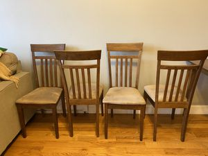 Dining table chairs for Sale in Brooklyn, NY