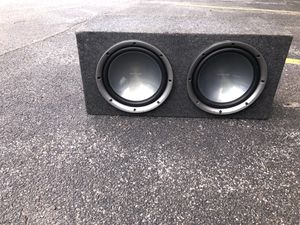 Kenwood speaker for Sale in Moline, IL