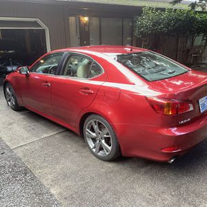 2009 Lexus IS250 for Sale in Olympia, WA