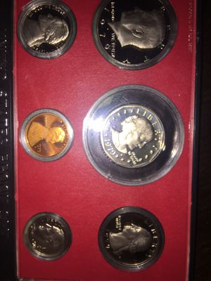 1979 proof set for Sale in Lubbock, TX