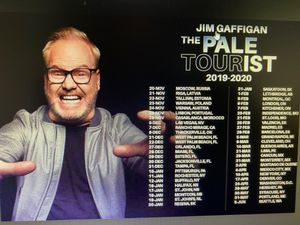 Jim Gaffigan: Pale Tourist Tour for Sale in Auburn, WA