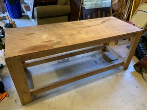 Workshop Table for Sale in York, PA