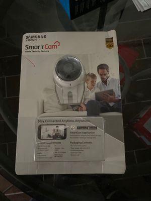 Samsung smartCam 1080p for Sale in Lauderdale Lakes, FL