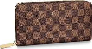 Louis VUITTON Zippy Wallet Brown Damier Ebene for Sale in Edwardsville, IL