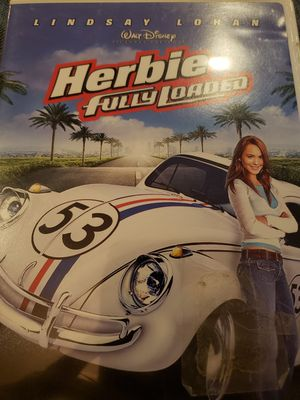 Herbie Fully Loaded DVD for Sale in Portland, OR