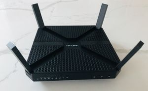 TP-LINK Archer C3200 1000 Mbps 4 Ports 1000 Mbps Wireless Router for Sale in Washington, DC