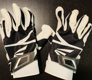 Easton softball batting gloves-gently used for Sale in San Diego, CA