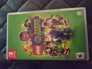 Nintendo Switch Game - LEGO DC Super Villains for Sale in Arlington, TX