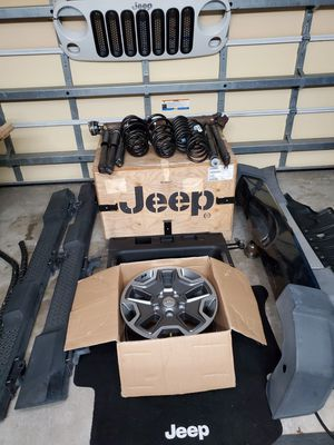 Jeep Wrangler parts for Sale in Largo, FL