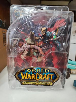 WoW Action Figure Brink Spannercrank Gnome for Sale in Houston, TX