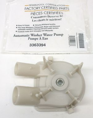 Water Pump For Whirlpool/Kenmore Washer, Part # 3363394 for Sale in Norfolk, VA
