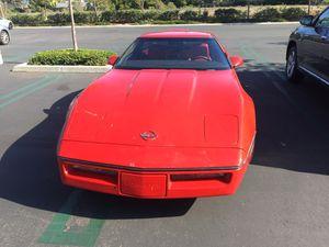 1987 Chevrolet Corvette for Sale in San Diego, CA