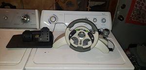 Xbox 360 Steering wheel for Sale in Stockton, CA