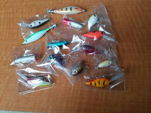 $2/each fishing lures for Sale in Malden, MA