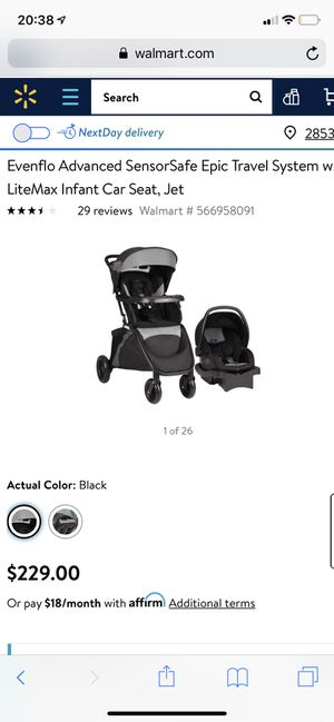 Baby car seat and stroller for Sale in Jacksonville, NC