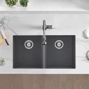 Double Basin Undermount Kitchen Sink.DKS3218 for Sale in Big Bear, CA