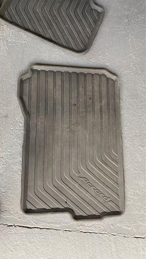 2016 Honda Accord floor matts for Sale in Renton, WA