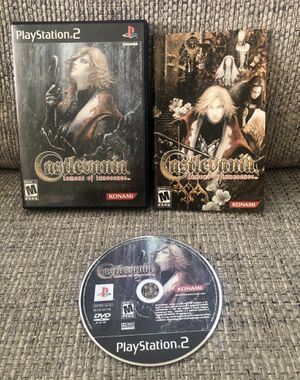 Castlevania: Lament of Innocence - Playstation 2 PS2 Game - Complete for Sale in Fresno, CA
