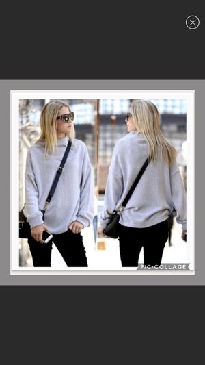 Loose Fit Casual Brush Sweater Top for Sale in Fairfax, VA