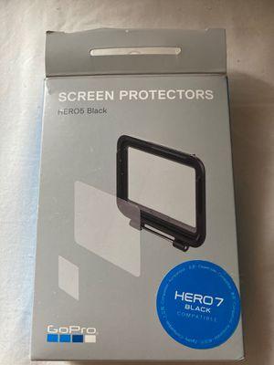 NEW GoPro Screen Protector Kit for HERO7 HERO5 HERO6 for Sale in Katy, TX