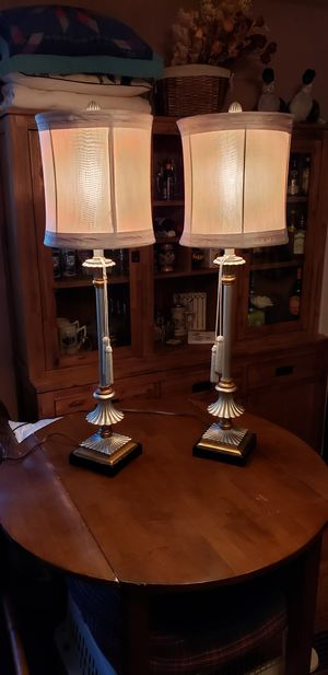 Matching Lamps for Sale in Kent, WA