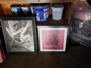 Marilyn monroe pics for Sale in San Bernardino, CA
