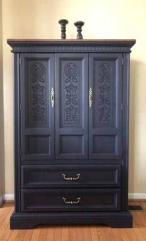 Tall dresser for Sale in Gainesville, VA