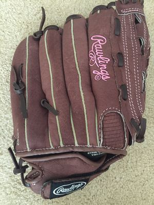 "Rawlings 12"" softball glove for Sale in Murphy, TX"