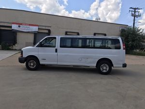 2005 Chevy express van 3500 for Sale in Randallstown, MD