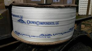 "3/4"" x 1650' Woven Polyester Packaging Strap for Sale in Edgerton, MO"
